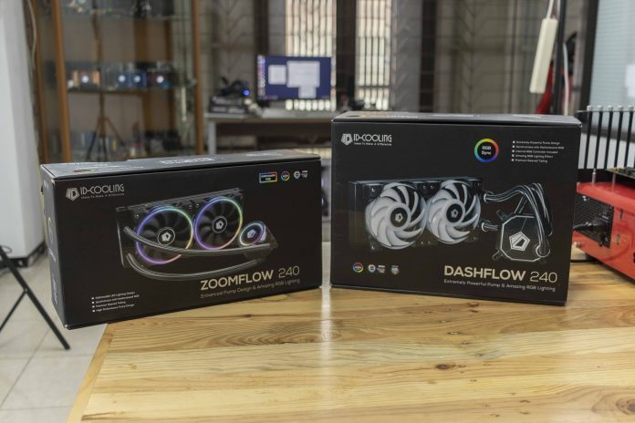 Zoomflow 240 dan Dashflow 240