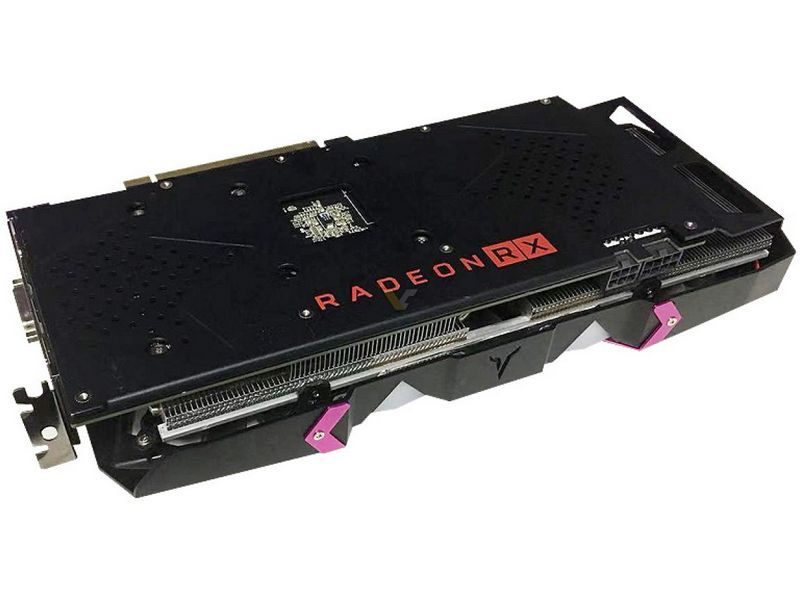 Yeston Radeon RX 590 Game Ace